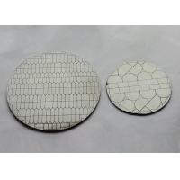 Quality Diamond PCD Cutting Tool Blanks With High Material Removal Rate Rectangle Triangle for sale