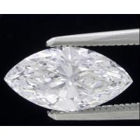 China Loose Square Marquise Cut Cubic Zirconia Gemstone Made By Machine on sale