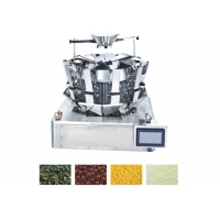 China Mini 10 Head Multihead Weigher With 0.5L Hopper for sale