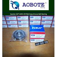 Quality France SKF Deep Groove Ball Bearing Single Row 6202-2ZJEM ABEC 5 for sale