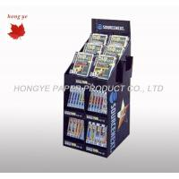 Best Promoting Sales Recycled Paper Cardboard Pallet Display Glossy / Matt Lamination wholesale