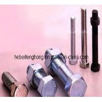 China DIN933, DIN931 Fasteners, Bolts, Nuts (ANSI/ASTM/BS/GB/ISO) on sale