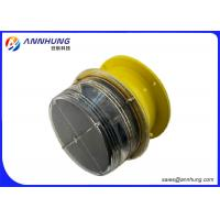 China Solar LED Lantern / Aircraft Warning Lights Fixed And Floating Structures on sale