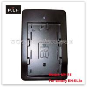 Quality Digital camera charger MH-18 for Nikon camera battery EN-EL3e for sale