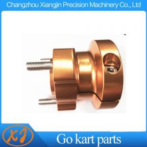 China Professional Aluminum Racing Go Kart Hubs CNC go kart wheel hub aluminum anodizing parts Any Colors  ID 30mm 40mm 50mm on sale