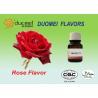 Fresh Rose Petal Soft Drink Flavours , Beverage PQ Based Flavoring for sale