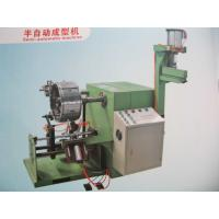 Buy cheap 1.5kw Semi-Automatic Rubber Machine , Shaping Drum Speed 25 - 40r / min from wholesalers
