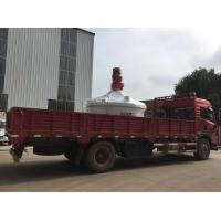 Quality Polyurethane Planetary Cement Mixer / Unshaped Refractories Vertical Concrete Mixer for sale