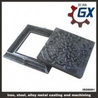 Quality GX Supply Caventilated Light Manhole Cover with Composite Coated for sale
