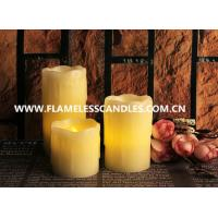 China Battery Operated Flickering LED Votive Flameless Candle / Wholesale Votive Candles on sale