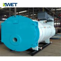 Buy cheap Low pressure 6t/h 1.25 Mpa gas oil fired steam boiler for Dyeing industry from wholesalers