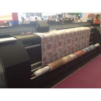 Best Cloth Sublimation Printing Machine With Automatic / Manual Head Cleaning wholesale