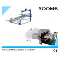 China Automatic Vibrator Stacker With Counter For Corrugated Cardboard Box on sale