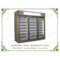 China OP-1100 New Design R134a Refrigerant Single-temperature Air Cooling Refrigerator on sale