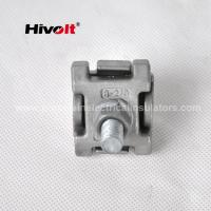 Quality Galvanized Steel Bolt Transmission Line Connector / Transmission Line Fittings for sale