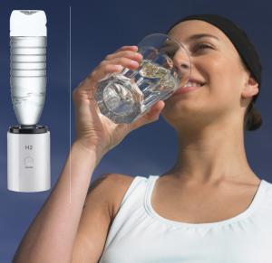 China Skin Body Spa Hydrogen Rich Water Generator , Home Electrolysis Machine on sale