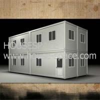 Best Sound Insulation Modern Modular Home Prefabricated Container House wholesale