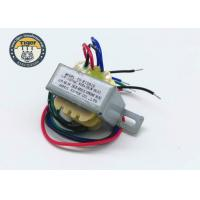 Quality EI 28 Custom Power Transformers , Low Frequency  EI Power Transformer With Cable for sale