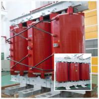 Buy 6.6 KV - 125 KVA Dry Type Transformer Low Noise Dry Type Cast Resin Transformer at wholesale prices