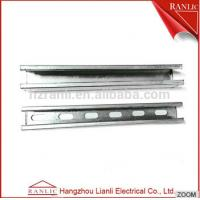 Quality Galvanized Steel Strut Channel Fittings , Electrical Drawer C Strut Channel Accessories for sale