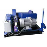Quality Q345B S355 8 Ton Electric Winch Machine For Construction Site Or Workshop for sale
