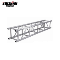 Buy cheap Square Display Aluminum Spigot Truss Silver Color from wholesalers