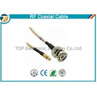 Quality High Power Wireless Low Loss RF Coaxial Cable 50 OHM High Voltage for sale