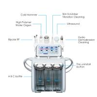 Quality Factory price new technology Hydro Water Dermabrasion machine for Skin care hydrogen oxygen machine portable for sale