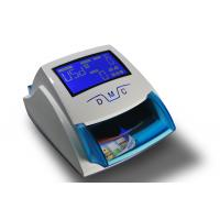 Quality 6 Currencies Detector, USD EUR GBP JPY HKD CHF Professional electronic money detector  counterfeit money detector for sale