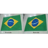 China The hottest polyester adversiting flag banner printing on sale