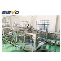 Quality SUS 304 3 In 1 5000bph Juice Filling Machine for sale