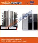 Best Ceramic Tableware Cathodic Arc Coating Machine , Glassware Gold Ion Plating Machine wholesale