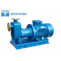 Quality ZCQ Self Priming Magnetic Drive Pump / Stainless Steel Magnetic Centrifugal Pump for sale