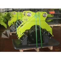 Quality Trench Compaction Hydraulic Compactors Compact Design For Excavators 900Kg for sale