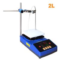 Quality Laboratory High Quality Temperature Cheap Magnetic Stirrer with Heating Hot Plate for sale