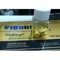 China Vigour 300 Pills Herbal Male Enhancement , Stamina Enlargement Pills For Men on sale