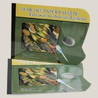 China Tear off Paper Palette (CP512) on sale