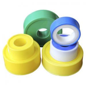Quality 0.1mm 0.6g/Cm3 Plumbing PTFE Thread Seal Tape For Wrapping Gas Pipe for sale