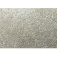 Quality Composite Fireproof Fiberboard Environmental - Friendly For Shelf / Side Wall for sale