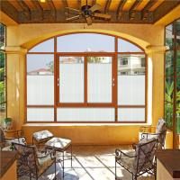 Buy cheap Motorized Aluminium Shutter Between Tempered Twi-Glass from wholesalers