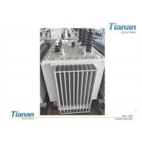 Quality Oil Type Three Phase Power Transformers Full Sealed With Low Temperature Noise for sale