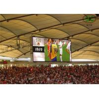 China P10mm 1R1G1B Full Color Outdoor Rental LED Screens display for advertising on sale