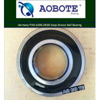 Buy cheap High Precision FAG 6208-2RSR Ball Bearings Single Row ABEC-4 from wholesalers