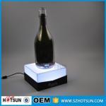 Best Custom acrylic e liquid display stand LED e liquid bottle rack wholesale