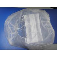 Quality Soft Medical Disposable Hair Caps Hood Astronaut Caps PP Non Woven Material for sale