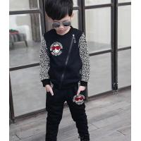 China 2014 Winter Autumn baby Boys set children sport fashion suit clothes wholesale 6pcs/lot on sale