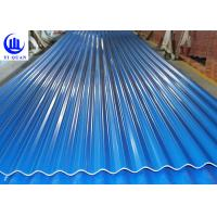 Quality High Strength Anti-corosion Insulation Plastic Roof Instead PVC Roof Tile Industry Building for sale