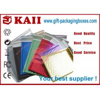 China Green Craft Paper Envelopes 210g 5x7 Size For Adverting on sale