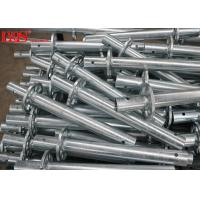 0.5M Q345 Quick Scaffold Systems Hot Dipped Galvanized ISO Approval
