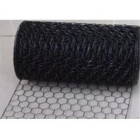 Quality Lobster Trap Hexagonal Plastic Coated Chicken Wire Netting 3/8''-4''mm for sale